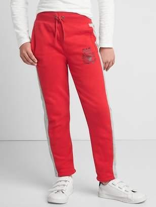 Gap Drawcord Slim Pants with Side Stripe