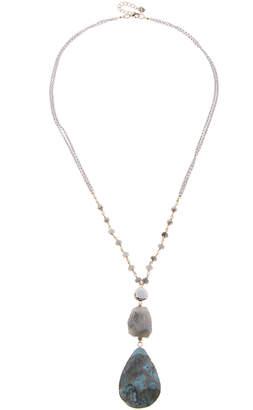 Nakamol CHICAGO Amazonite necklace (AZM)