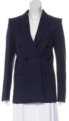 Celine Wool Structured Blazer