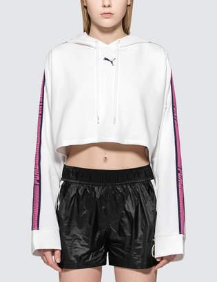 FENTY PUMA by Rihanna Hooded L/S Cropped Sweatshirt