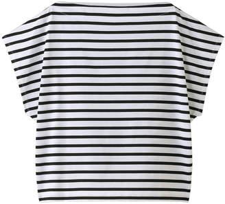 Heliopole (エリオポール) - エリオポール ボーダーフレンチTシャツ