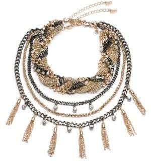 ABS by Allen Schwartz Change Of Heart 3-In-1 Necklace