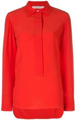 Victoria Beckham asymmetric shirt