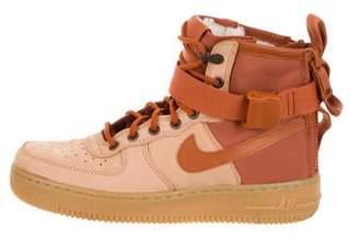 Nike SF-AF1 Suede Sneakers