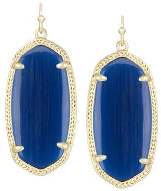 Kendra Scott Elle Navy Earrings