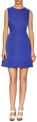 Kate Spade Cut-Out A-Line Dress
