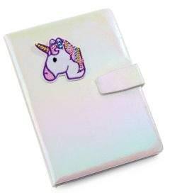 Bari Lynn Girl's Unicorn Notebook