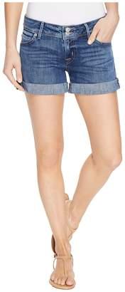 Hudson Croxley Mid Thigh Flap Pocket Shorts in Champ Women's Shorts