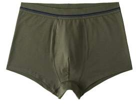MANGO MAN Cotton boxer shorts