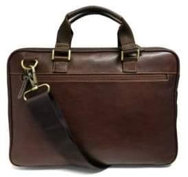 Boconi Zipster Leather Breifcase