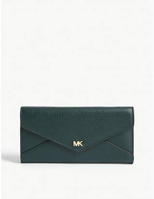 MICHAEL Michael Kors Mott tri-fold leather wallet