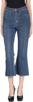 Sonia Rykiel Denim pants - Item 42671050UQ