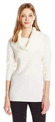 KENDALL + KYLIE Women's Fuzzy Knit Tunic
