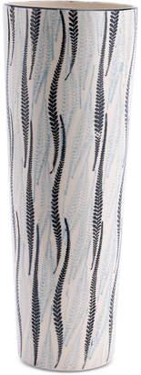 ZUO Espiga Tall Vase White & Black