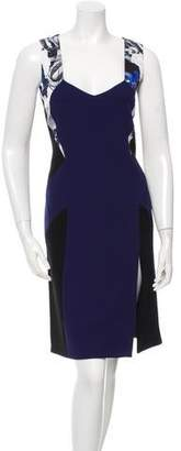 Prabal Gurung Colorblock Sleeveless Dress w/ Tags