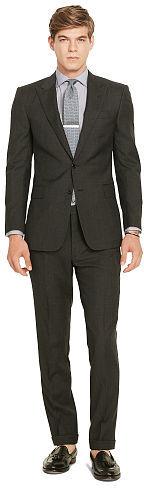 Polo Ralph LaurenPolo Ralph Lauren Connery Wool Sharkskin Suit