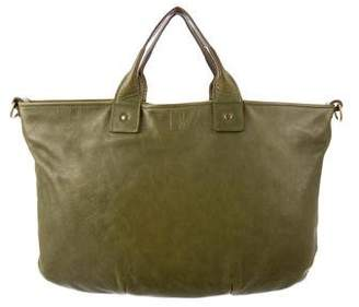 Clare Vivier Slouchy Leather Satchel