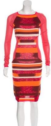 Matthew Williamson Knit Midi Dress