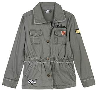 3 Pommes Girl's 3L42014 Jacket,(Manufacturer Sizes: 11/12)