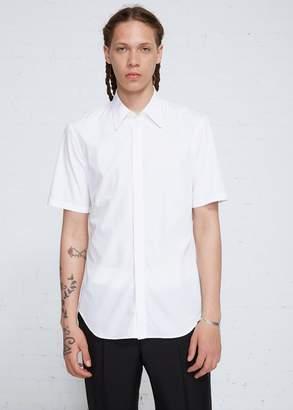 Maison Margiela Cutout Collar Shirt