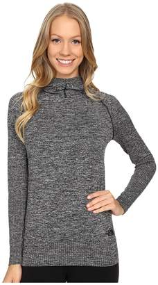 The North Face Go Seamless Pullover Hoodie Women's Sweatshirt