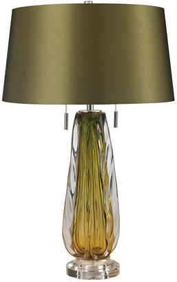 Elk Lighting Free Blown Glass Table Lamp
