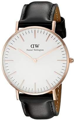 Daniel Wellington Women's Analogue Quartz Watch , Black