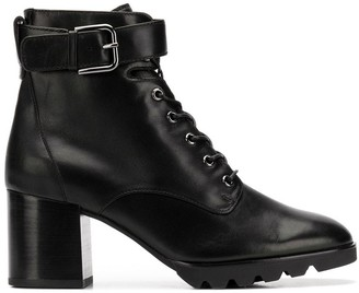 Högl ankle strap boots