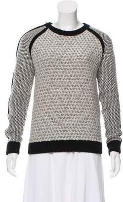 Barbara Bui Long Sleeve Knit Sweater
