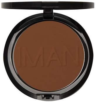 Iman Luxury IMAN Luxury Pressed Powder, Earth Dark