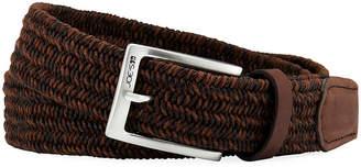Joe's Jeans Braided Leather Belt