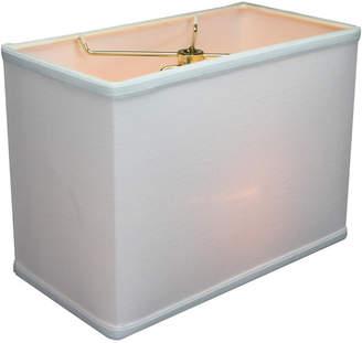 """Home Concept New 12"""" Linen Rectangular Lamp Shade"""