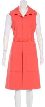 Holly Fulton Wool Longline Vest w/ Tags
