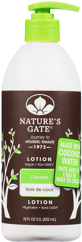 Nature's Gate Lotion Coconut