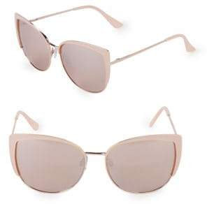 Fantas-Eyes 58MM Butterfly Sunglasses
