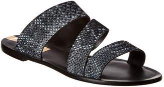 Kaanas Manaus Leather Sandal