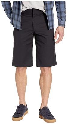 Dickies 13 Flat Front Active Waist Shorts Regular Fit
