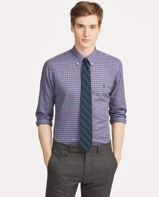 Ralph Lauren Slim Fit Plaid Twill Shirt