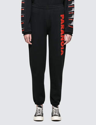 Ashley Williams Paranoiasorus Track Pants