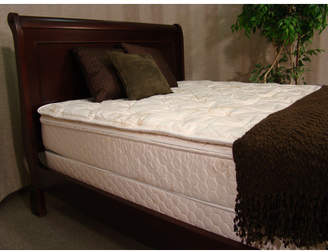 "Vinyl Products Egret 12"" Feather Edge Flotation Complete Bed Set"