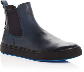 Uri Minkoff Men's Gary Leather Chelsea Boots