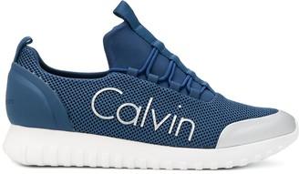 Calvin Klein Jeans slip-on mesh sneakers