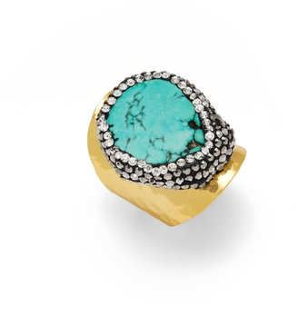 Globetrotter Ring $42 thestylecure.com