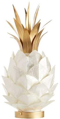 Pottery Barn Teen Lilly Pulitzer Capiz Pineapple L