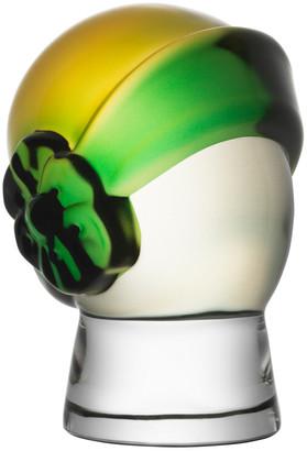 Kosta Boda Hat Parade Bell By Kjell Engman