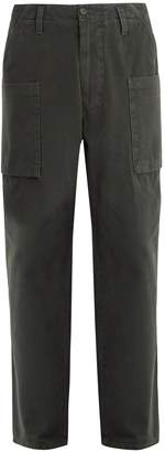Acne Studios Anselm cotton-canvas trousers