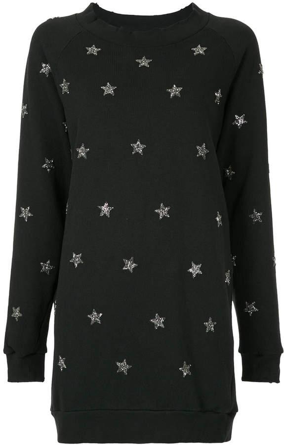 As65 glitter star sweatshirt