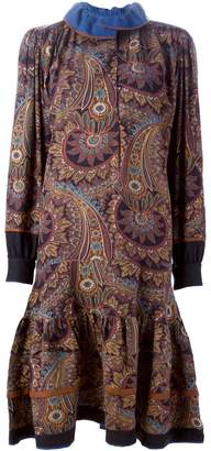 Kenzo Pre-Owned paisley print dress