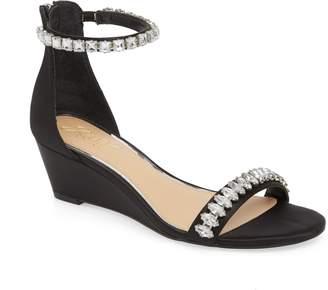 Badgley Mischka Mel Wedge Sandal