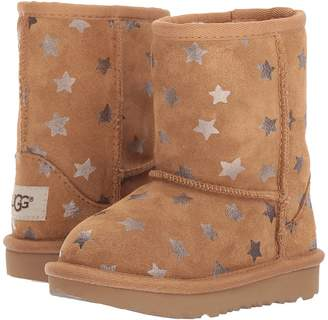 UGG Classic Short II Stars Girls Shoes